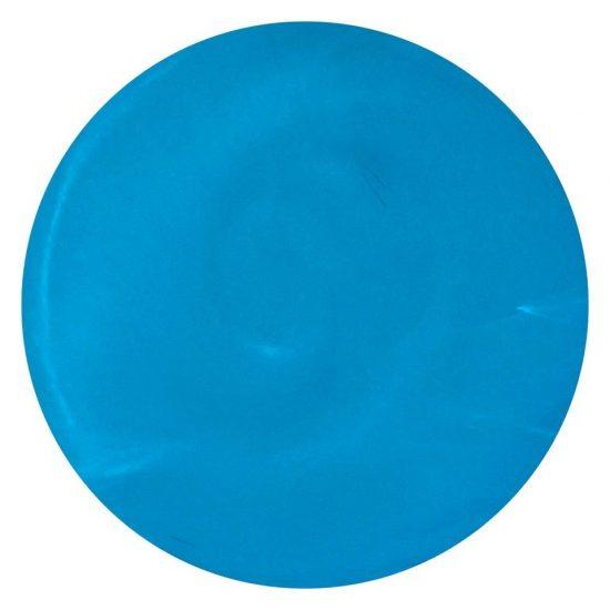 Bright aqua paste