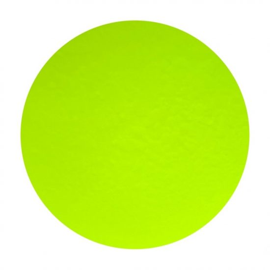 Fluro Yellow Paste