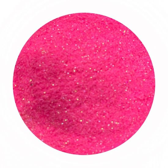Pink Fluro Sparkle