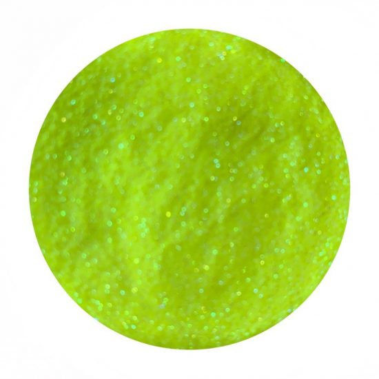 Yellow Fluro Sparkle