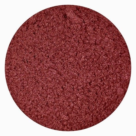 Deep Mauve Satin Powder - mica