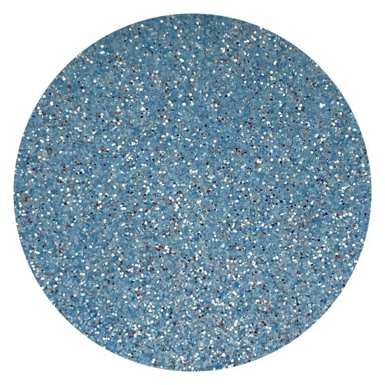 passion glitter blue danube