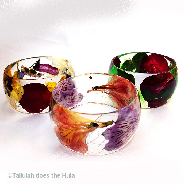 Totalast bangles by Talulah does the Hula