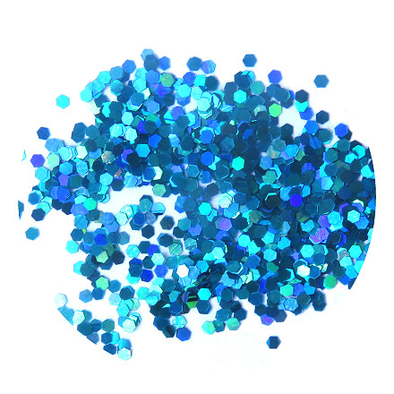 Blue sky glitter RMLB0700H by Resin and More
