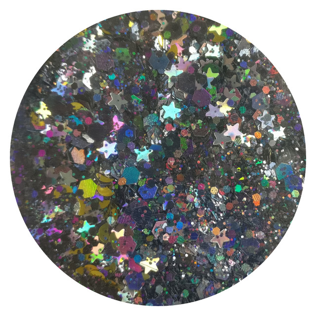 starry night mix holographic glitter RGLB01000S