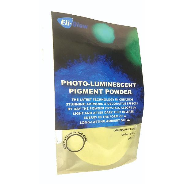 eli-glow aqua blue pigments