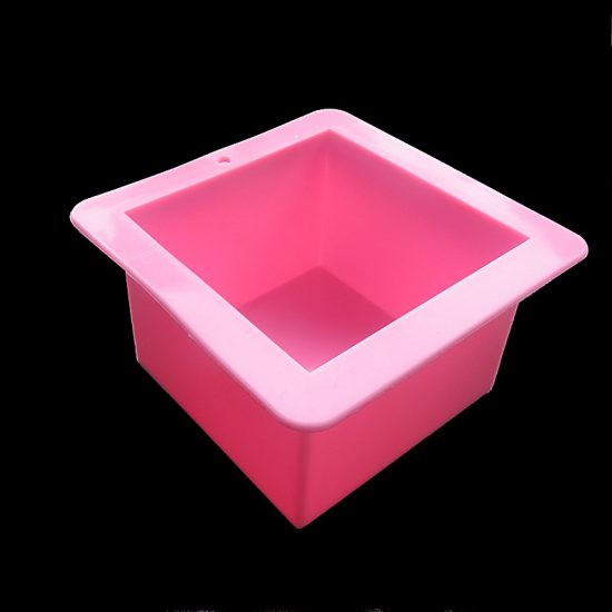 Silicone Cube Mould