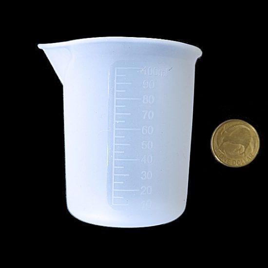silicone beaker 100ml