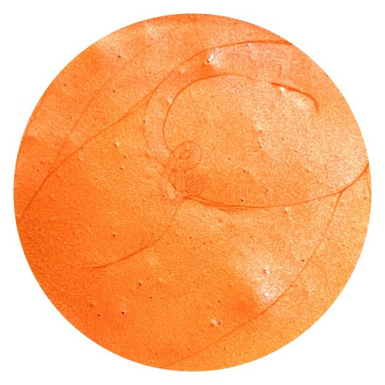 John Shimmer paste - orange from Colour Passion